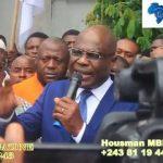 [VIDEO] FLASH FLASH!!! MARTIN FAYULU APESI MOT D'ORDRE NA POPULATION CONGOLAISE