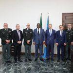 [VIDEO] RDC-BELGIQUE, REPRISE DE LA COOPÉRATION MILITAIRE SECURITAIRE.