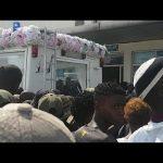 [VIDEO] Sortie Du Corps De LUTUMBA SIMARO : MORGUE DU CINQUANTENAIRE