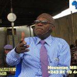 [VIDEO] UDPS: APPOLINAIRE PANZU EVENTRE LE BOA, FAMILLE TSHISEKEDI PORTE PLAINTE,