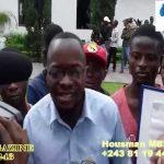 [VIDEO] BA MILITANTS YA LAMUKA TRES FACHE CONTRE LA POLITIQUE DE FELIX TSHISEKEDI
