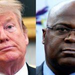 RDC : Donald Trump adresse ses meilleurs voeux à Felix Tshisekedi à l'occasion de la fête de l'indépendance