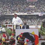 Obsèques d'Etienne Tshisekedi : La foule oblige Kabund à ecourter son long discours