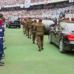 Obsèques d'Etienne Tshisekedi : L'entrée au stade des Martyrs est libre, il n'y a pas exigence de macaron (Augustin Kabuya)