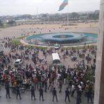 Kinshasa : Les combattants de l'UDPS ont assiégé le Palais du Peuple et attaqué des députés