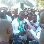 """Invalidation des députés : Les cadres de Debout Mont Amba s'insurgent contre l'invalidation des """"vrais"""" leaders de Mont Amba, annoncent une marche de protestation"""