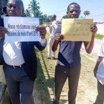 Kananga : Les membres du cabinet de l'ancien gouverneur et les anciens ministres dans la rue pour denoncer le détournement de leurs salaires du mois d'avril