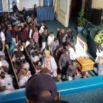 Obsèques de l'écolier congolais poignardé en Afrique du Sud : L'ambassade la RDC à Pretoria a apporté son soutien financier