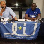 Parti Politique – DCU : En cloture à la mission confiée à son SGa Bethy Pitilo, Vidiye Tshimanga a reuni les présidents des fédérations d'Europe