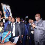 Guinée Equatoriale : Felix Tshisekedi est arrivé à Malabo pour l'Assemblée anuelle de la BAD