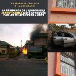 Lubumbashi : La résidence de Jaynet Kabila attaquée par des militants de l'UDPS (Felix Kabange)
