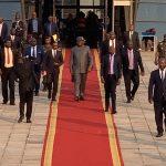 RDC : Après avoir regagné Kinshasa Felix Tshisekedi se rend en Tanzanie puis Burundi