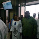 RDC : JP Bemba est arrivé à Kinshasa