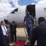RDC : Felix Tshisekedi vient d'arriver en Zambie pour une visite de 48h