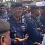 Kinshasa : La Police fait usage de gaz lacrymogène pour disperser la marche de l'opposition