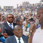 [VIDEO] UDPS: MATINEE POLITIQUE, AUGUSTIN KABUYA SE DECHAINE, ATTAQUE VALENTIN MUBAKE ET LAMUKA