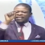 [VIDEO] Maitre Nico explique pourquoi Lamuka El-FAYULU ne va pas mobiliser les Kinois pour l'accueil de KATUMBI .