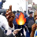 URGENT! LAMUKA VERS UNE CONFRONTATION OU SOULEVEMENT POPULAIRE: GENTINY ABOYI MARCHE ET AYEBISI POLICE BAZALA PRET LE 30 JUIN
