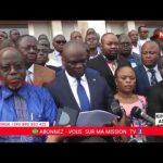 [VIDEO] DÉPUTÉS DU PPRD EN COLÈRE CONTRE LA BASE DE L'UDPS BAKEBISI SOMO