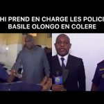 [VIDEO] FATSHI VISITE BA POLICIERS OYO BATU YA LAMUKA/BEMBA BA BETAKI. BASILE OLONGO EN COLERE AKEBISI..