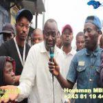 [VIDEO]URGENT!! PIERRE NZOMBA DE L' UDPS TRES FACHE APANZI : affaire eloge FELIX azosala pona KABILA