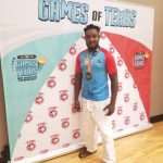 Sport : Fiston Kabuya, ce congolais champion d'Arts Martiaux qui accumule des médailles aux USA