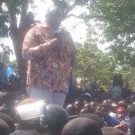RDC : JP Bemba acceuilli par une foule immense à Gbadolite