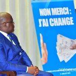 """Lutte contre la corruption : Felix Tshisekedi annonce la création au sein de son cabinet d'un service dénommé """"Coordination pour le Changement de Mentalité"""""""