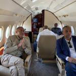 """Lubumbashi : Après """"intervention de Kinshasa"""" l'avion de Moise Katumbi finalement permis de décoller vers Kalemie"""