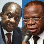RDC : Alexis Thambwe élu président du Sénat avec 65 voix contre 43 pour Modeste Bahati