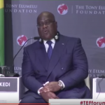 [VIDEO] Intervention du President Felix TSHISEKEDI au Forum de Nigeria