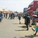 Insécurité à Bunia : Des jeunes ont manifesté dans la rue avec la tête d'une femme récemment décapitée