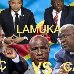 [VIDEO] LE FCC BLOQUE TOUT ! LAMUKA VA RENCONTRER FATSHI