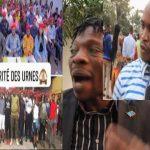 [VIDEO] UDPS EN COLERE: LE CONSEILLER DU CHEF DE L' ETAT ET YOKA SON BA REPLIQUES AUX BERETS ROUGES YA PPRD