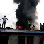 Kinshasa : Quatre membres d'une même famille trouvent la mort dans un incendie à Mont Ngafula