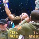 Boxe : Le congolais Junior Makabu bat le russe Aleksei Papin et confirme son titre de champion du monde WBC Silver
