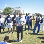 Tribune – Sport : Pascal Beveraggi pour la modérnisation du stade de la Victoire du Club Lupopo (Papy Tamba)