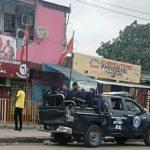 Kinshasa : La marche de l'AFDC-A/Bahati pour reclamer des postes ministériels étouffée par la Police