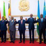 Angola : Kagame et Museveni ont signé un mémorandum d'entente sous les bons offices de Tshisekedi et Lourenço