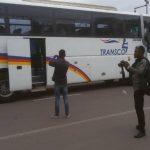 RDC : La Transco a reçu 8 bus du type inter urbain qui vont relier Kinshasa aux autres villes