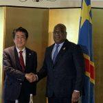 RDC : En visite de travail au Japon le Président Felix Tshisekedi s'est entretenu avec le Premier Ministre japonais