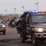 Kinshasa : La Police a arrêté 5 criminels présumés specialisés dans l'enlèvement des jeunes filles