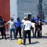 Goma : 35 militants de la LUCHA détenus à la prison centrale de Goma pour avoir manifesté devant la maison Airtel