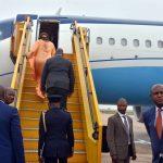 RDC : Felix Tshisekedi a pris son vol pour Bruxelles