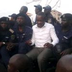 Kinshasa : Placé sous mandat d'arrêt provisoire, le député provincial Mike Mukebayi a été conduit à prison de Malaka