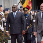 RDC : Felix Tshisekedi a signé trois memorandums de cooperation avec la Belgique