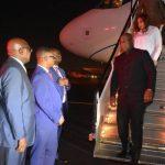 Etats – Unis : Felix Tshisekedi est arrivée à New York pour prendre part à la 74e assemblée des Nations Unis