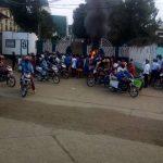 Bukavu : Manifestations devant des paroisses catholiques contre la grêve des enseignants dans les écoles conventionnées
