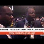 [VIDEO] Bruxelles: Regardez ce qui s'est passé Avant l'entrée de FATSHI dans la Salle