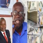 [VIDEO] DOSSIER 15 MILLIONS EKOMI SOLO, APPOLINAIRE PANZU DE L'UDPS ASENGI BA CHANGER DIRCAB V.KAMERHE